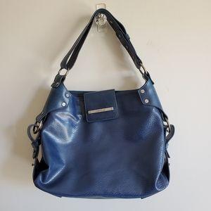 Matt & Nat blue shoulder bag